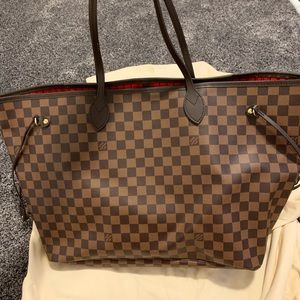 Louis Vuitton Neverfull GM- Damier Ebene